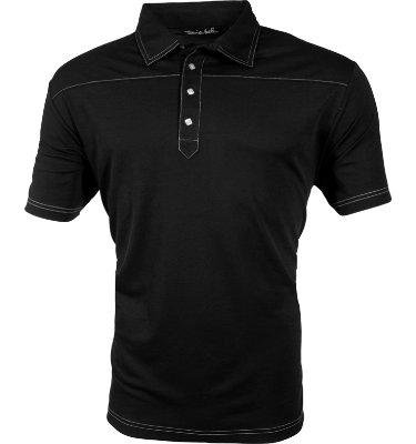Travis Mathew Men's B-Player Short Sleeve Polo