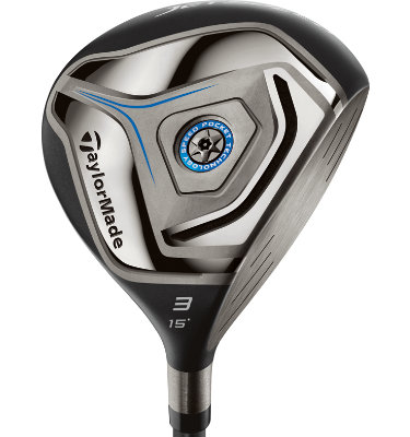 TaylorMade Men's JetSpeed Fairway