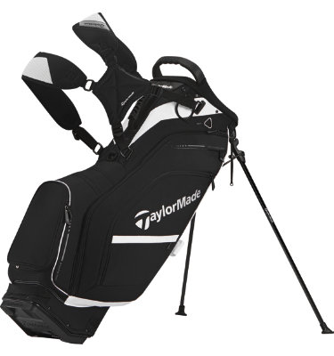 TaylorMade Men's Supreme Hybrid Stand Bag