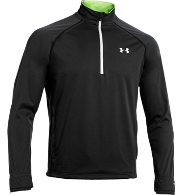 Under Armour Men's ColdGear Infrared Elements Storm 1/2-Zip Jacket