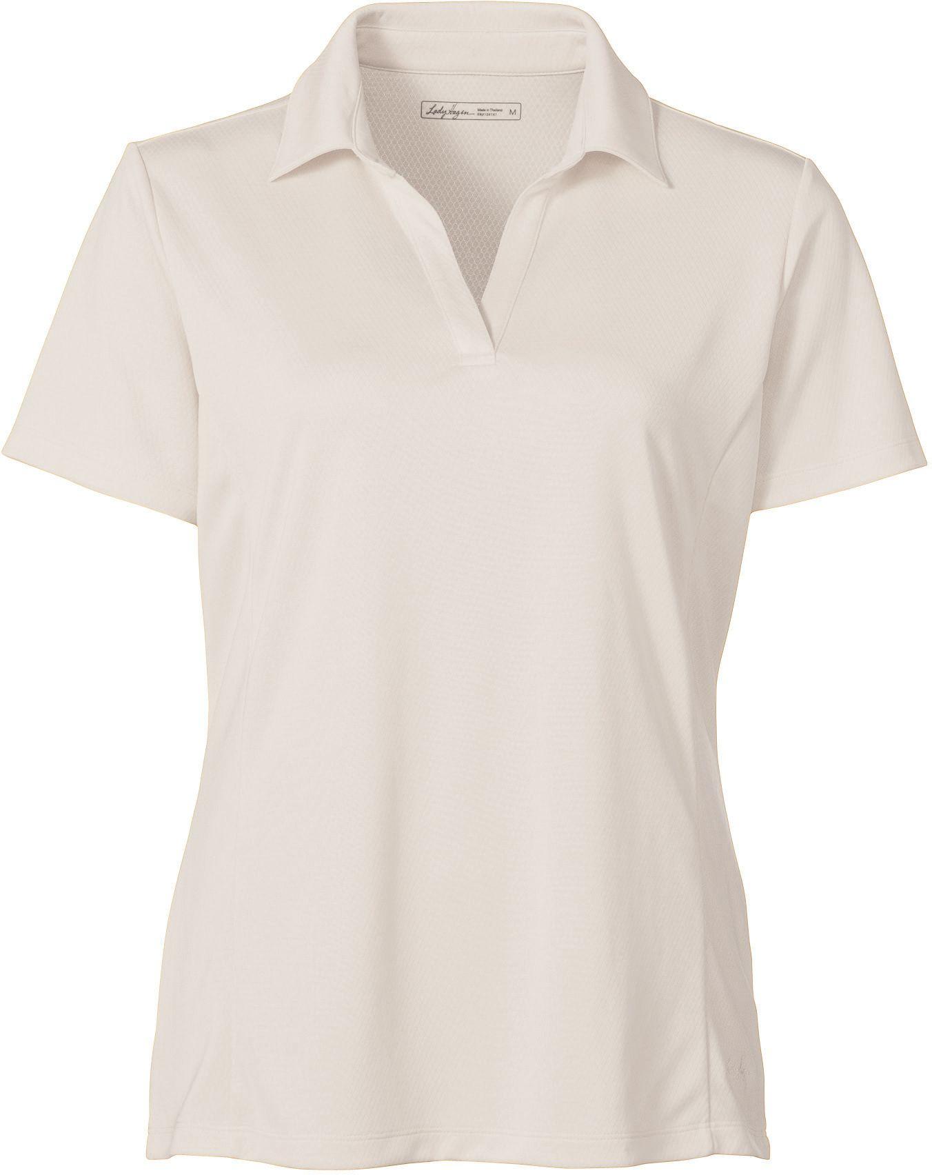 Lady Hagen Women's Fairway Golf Short Sleeve  Polo