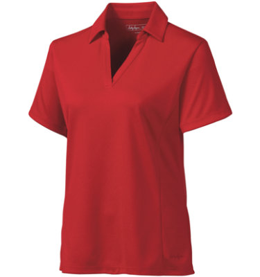 Lady Hagen Women's Fairway Fashion Golf Short Sleeve Polo