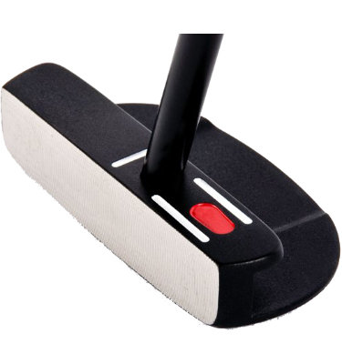 SeeMore FGP 303 Black Mallet Putter