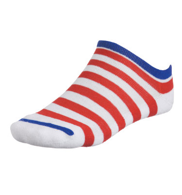 FootJoy Women's ComfortSof Stripe Socks (Disc Style-Multiple)