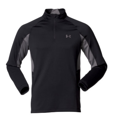Under Armour Men's Focus 1/4 Zip Long Sleeve Pullover