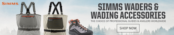 Simms Waders & Wading Accessories - The Choice of Professional Guides & Anglers Worldwide