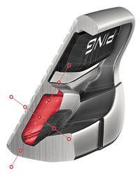PING G25 Iron Cutaway
