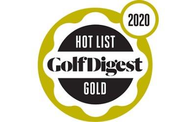 2020 Golf Digest Hot List Gold