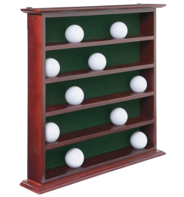 Golf Galaxy 25 Ball Rack Display