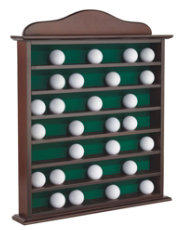 Golf Galaxy 49 Ball Rack Display