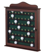 Golf Galaxy 63 Ball Rack Display