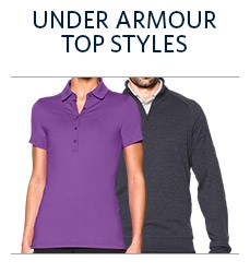 Men's & Women's Under Armour Apparel