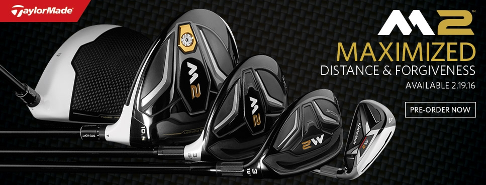 TaylorMade M2 Family