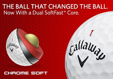 Callaway Chrome Soft 2016