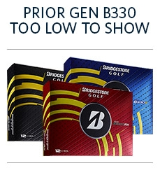 Bridgestone B Series Golf Balls