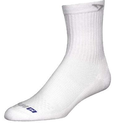 DryMax Men's Crew Socks (Disc Style D2181)