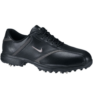 Nike Men's Heritage Golf Shoes - Black