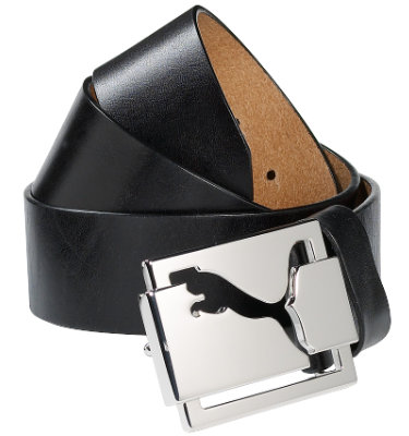 PUMA Women's High Shine Cat Belt