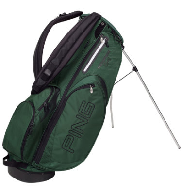 PING Men's Hoofer C1 Stand Bag 2010