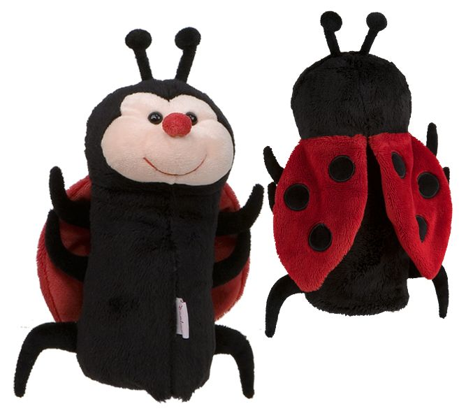 Daphne's Headcovers - Lady Bug Hybrid