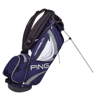 PING Men's Latitude V2 2010 Stand Bag