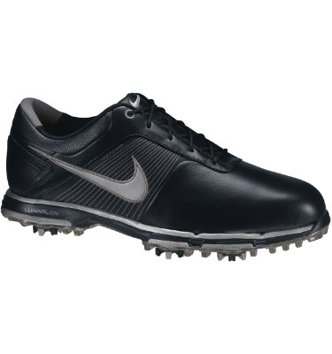 Nike Mens Lunar Control Golf Shoe - Black