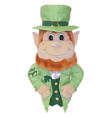 Winning Edge Bob Murphy Leprechaun Headcover