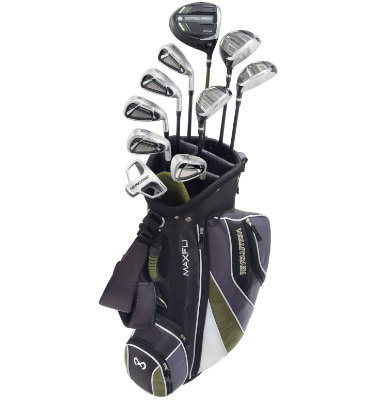 Maxfli Men's Revolution Sr. Complete Set - (Graphite)