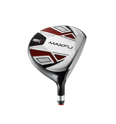 Maxfli Junior's Series II Red 3 Wood