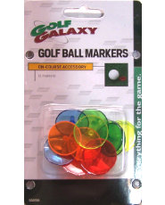 Golf Galaxy Neon Ball Markers