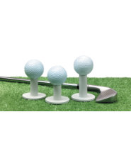 Golf Galaxy Assorted Rubber Tees - 3 count