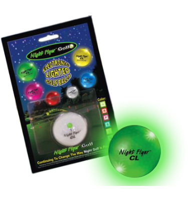 Hornungs Night Flyer LED Golf Ball
