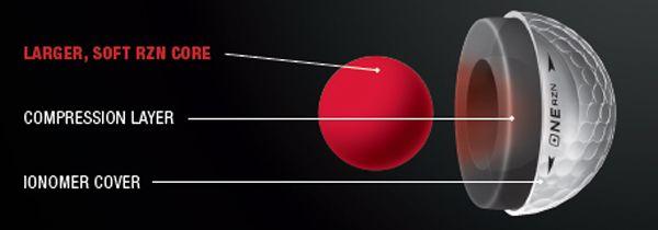 Nike One RZN Golf Ball