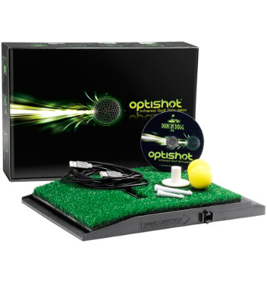 Dancin' Dogg Golf OptiShot Infrared Golf Simulator