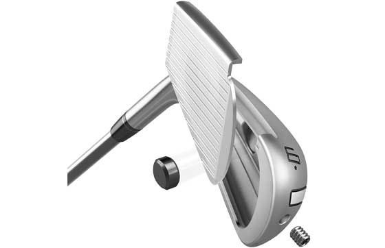TaylorMade P790 Irons: Forgiveness and Playability