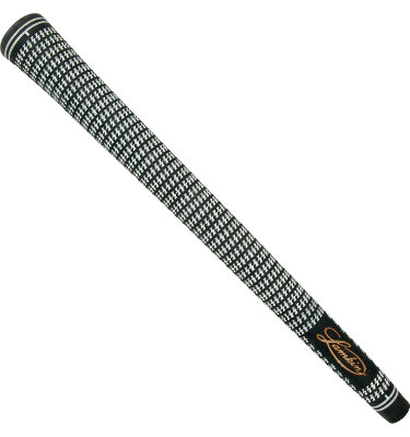 Lamkin Crossline Midsize Grip - Black/White
