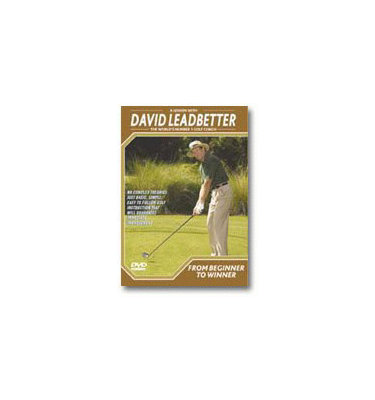 David Leadbetter: From Beginner To Winner DVD