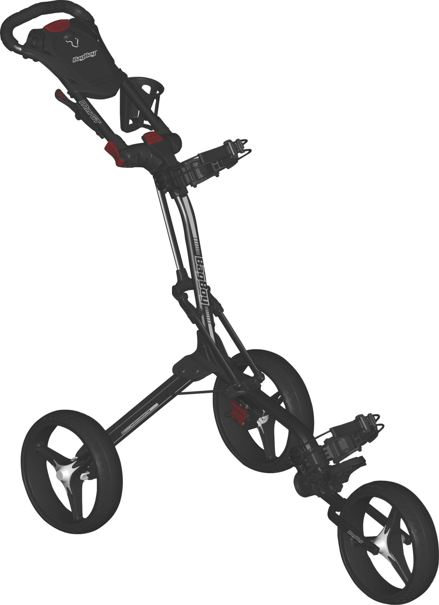 Bag Boy Mini GT Push Cart-2009