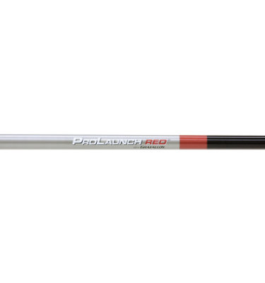 Grafalloy Pro Launch Red Graphite Wood Shaft (.335