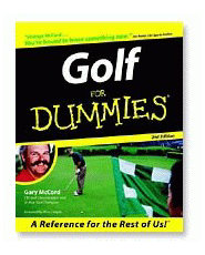 Golf For Dummies DVD