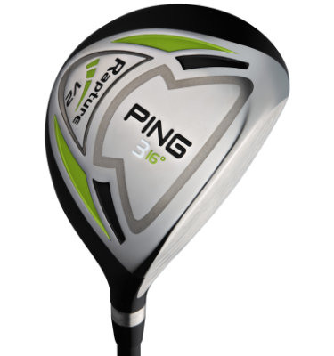 PING Men's Rapture V2 Fairway