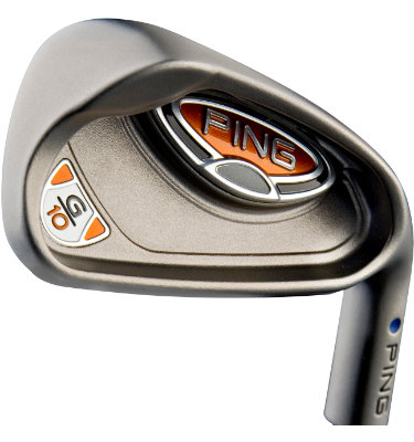 PING Men's G10 Irons - (Graphite) 3-PW
