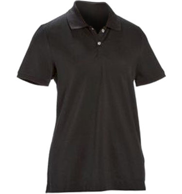 Ashworth Women's Solid Stretch Polo