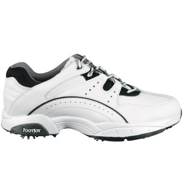 FootJoy Men's Athletic Golf Shoe - White
