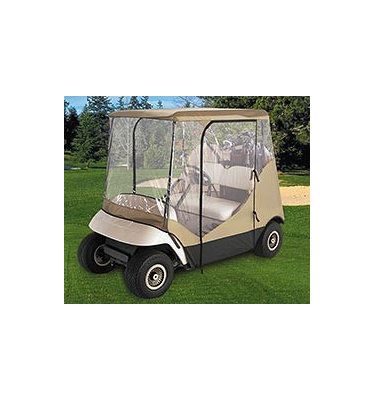 Classic Accessories Fairway Travel 4-Sided Golf Car Enclosure
