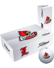 Titleist DT Roll Ball with Collegiate logo