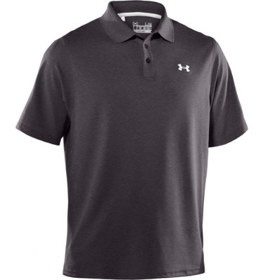 Under Armour Men's Performance Short Sleeve Polo