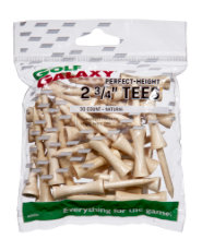 Golf Galaxy Perfect Height 2 3/4 Golf Tees - 20 count