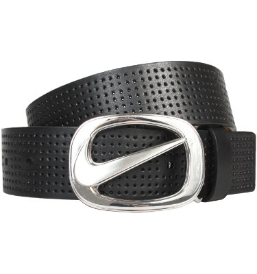 Nike Women's Perforated Cutout Belt