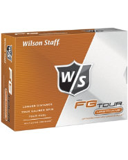 Wilson Staff FG Tour Golf Balls - 12 pack (Personalized)